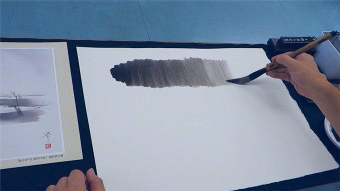 レッスン動画 篠原貴之水墨画塾