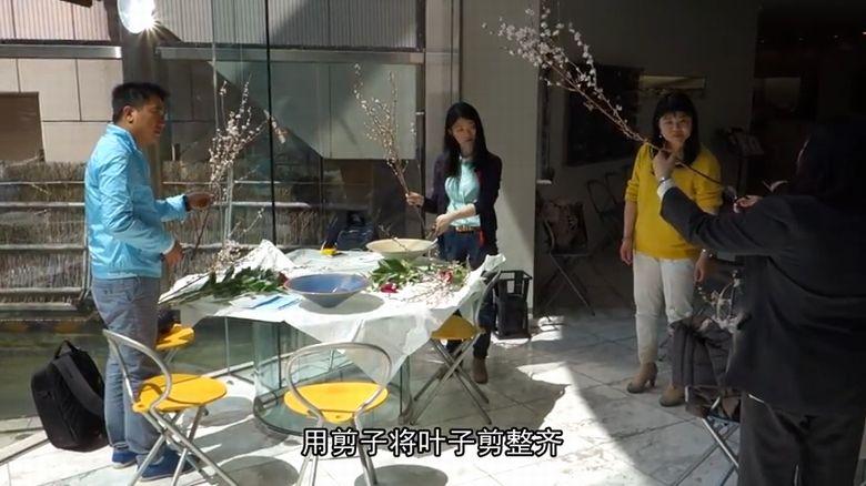 外国語映像制作 中国語